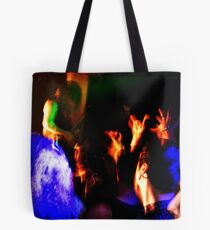 Conducting from the Grave show Tote Bag