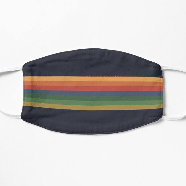 13th Doctor-inspired Timelord Stripes Mask