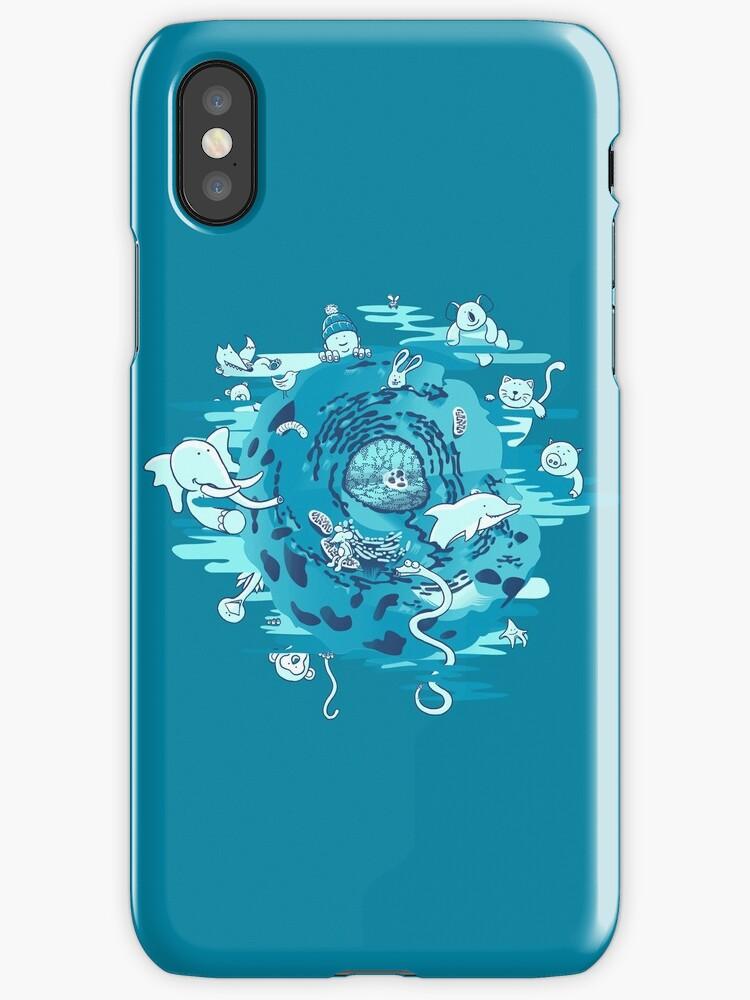 The Cell by TenTimesKarma
