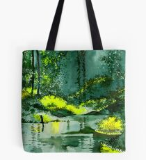 Tranquil 1 Tote Bag