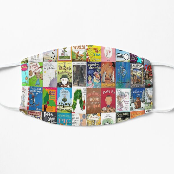 Children Picture Book Covers  Flat Mask