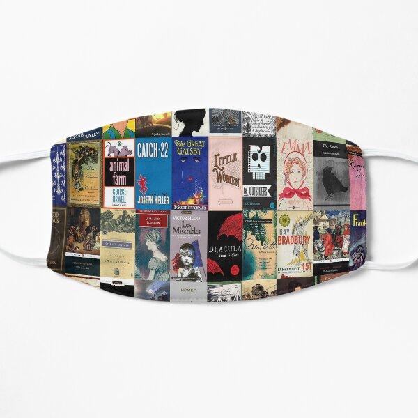 Classic Literature Book Covers  Mask