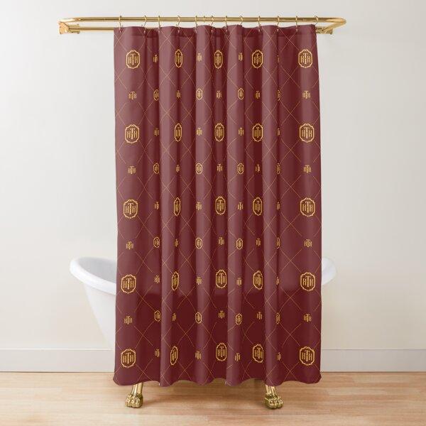 Hotel Pattern  Shower Curtain