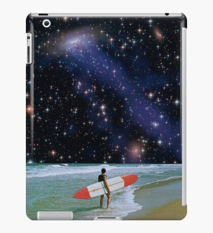 Surfer on Horizon iPad Case/Skin