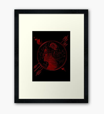 Your Universe Framed Print