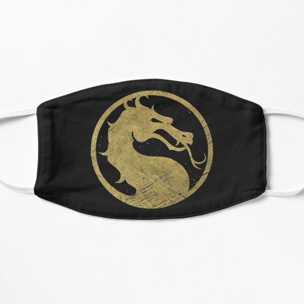 Mortal Kombat - Vintage Gold Flat Mask