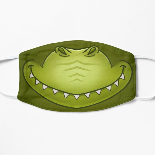 Reptile Mouth Mask
