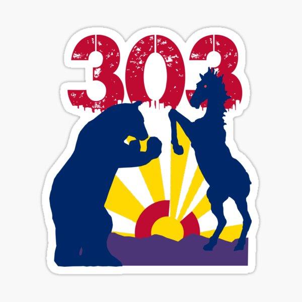 303 Sticker