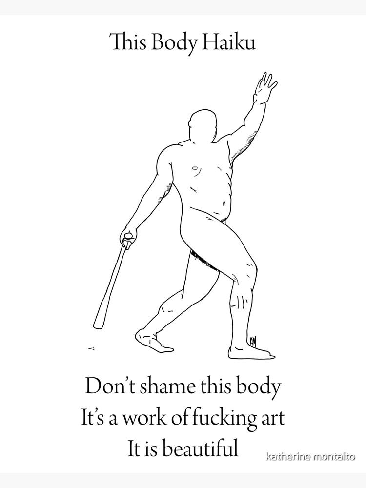 This Body by killmonkies