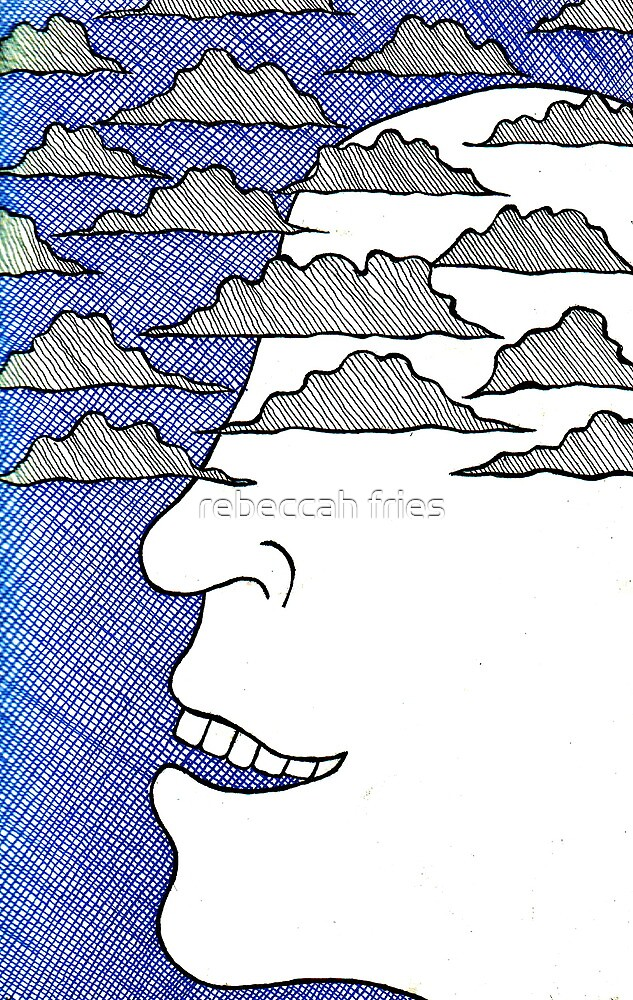 head in the clouds by rebeccah fries