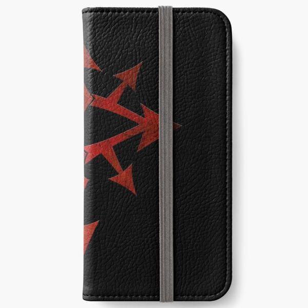 The Eye of Chaos iPhone Wallet