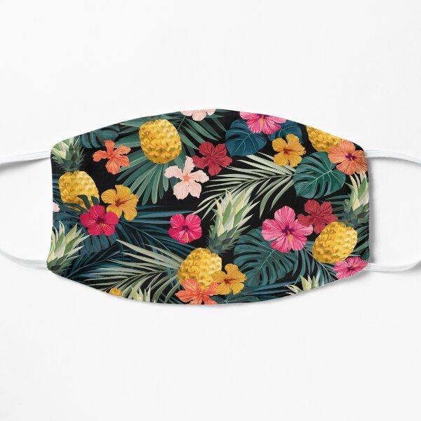 Dark pineapple Flat Mask