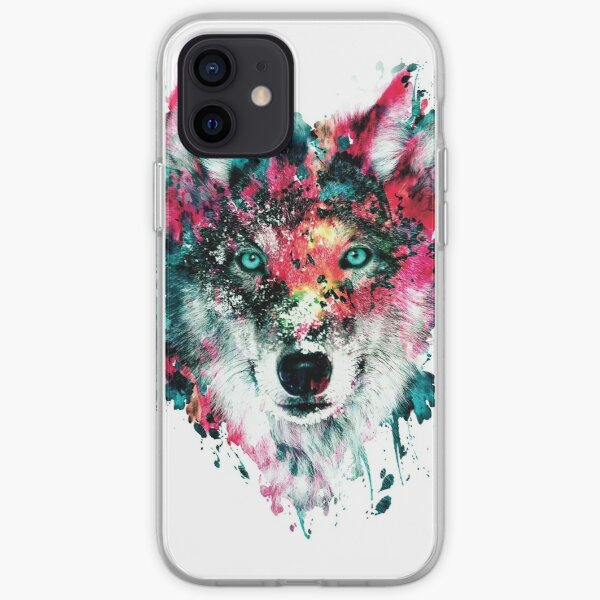 Wolf II iPhone Soft Case