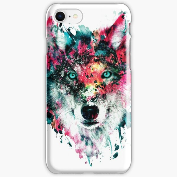 Wolf II iPhone Snap Case