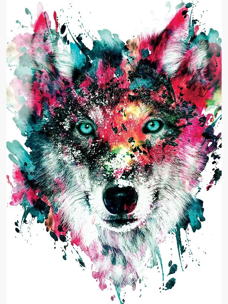Wolf II by rizapeker