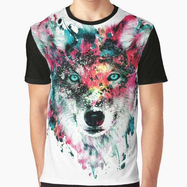Wolf II Graphic T-Shirt