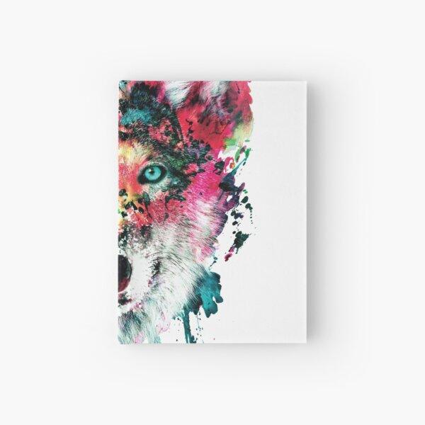 Wolf II Hardcover Journal