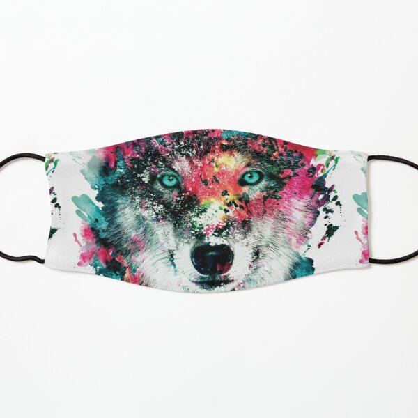 Wolf II Kids Mask