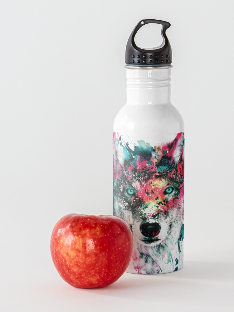 Alternate view of Wolf II Water Bottle