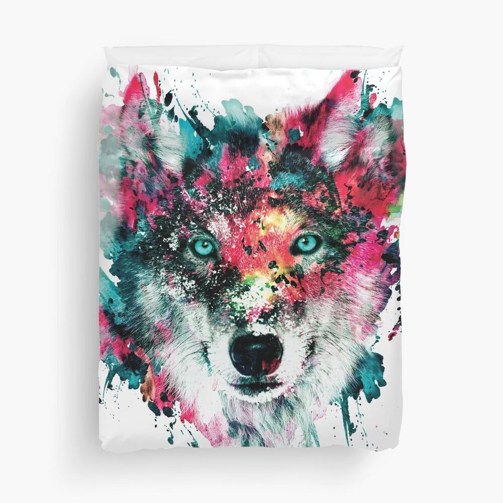 Wolf II Duvet Cover