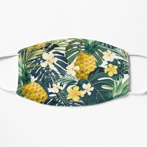 Light pineapple Flat Mask