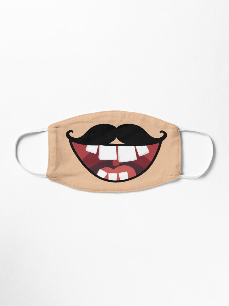 Alternate view of I Must-Ache-You-to-Wear-A-Mask Mask
