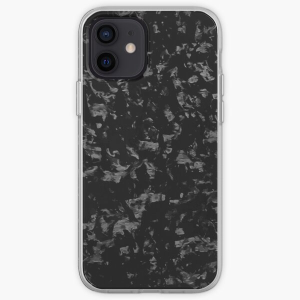 Forged Carbon Coque souple iPhone