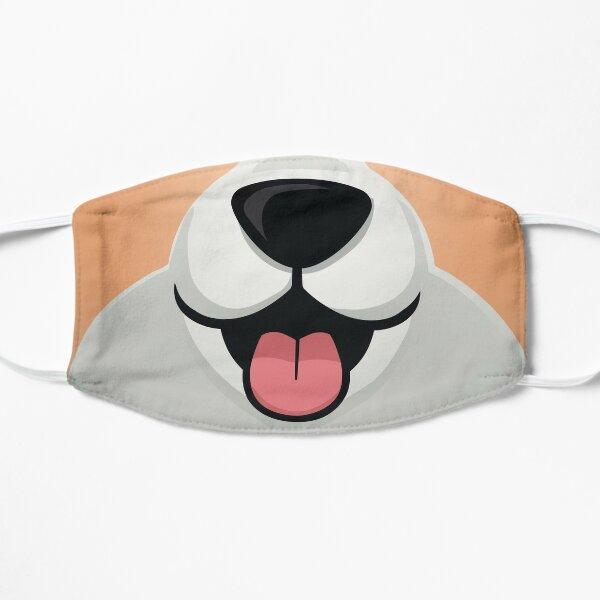 Bark mask Flat Mask