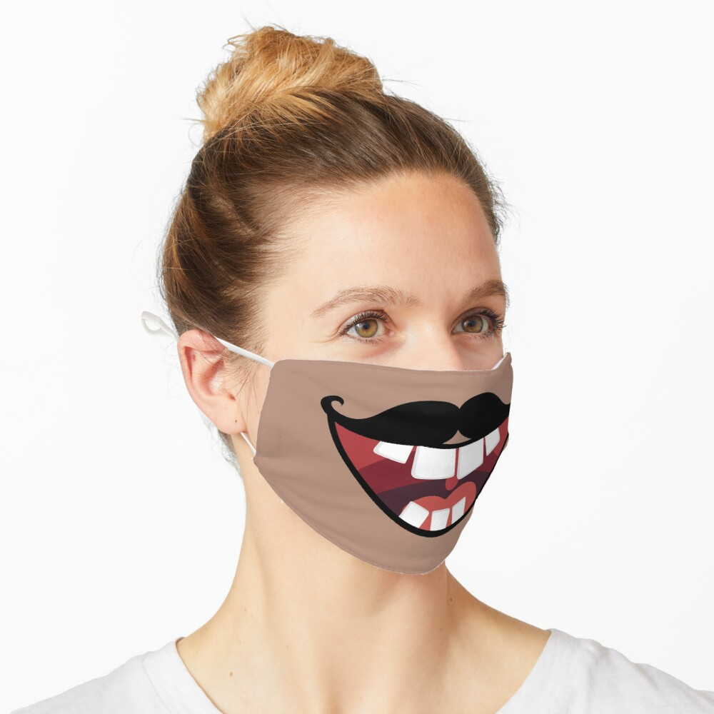 I Must-Ache-You-to-Wear-A-Mask Mask