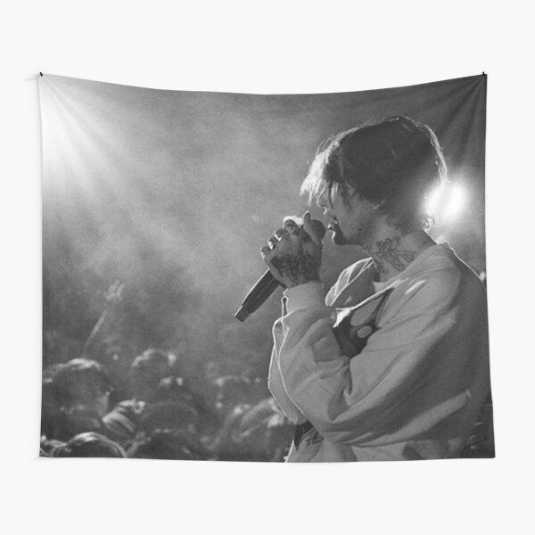 Lil Peep Performance Tapestry