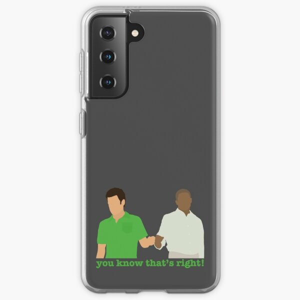 Psych - you know that's right  Samsung Galaxy Soft Case