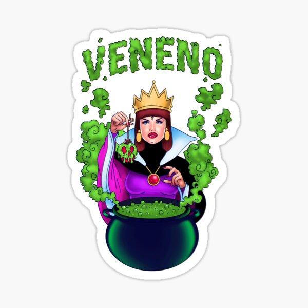 VENENO Pegatina