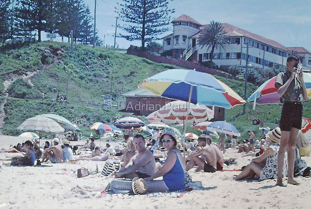 Greenmount Beach, Queensland (1961) by Adrian Paul