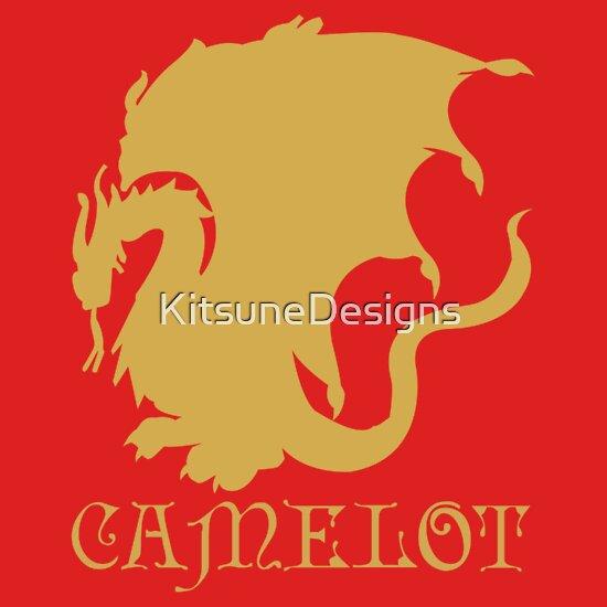 TShirtGifter presents: Camelot Souvenir Tee | Unisex T-Shirt