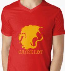 Camelot Souvenir Tee Men's V-Neck T-Shirt