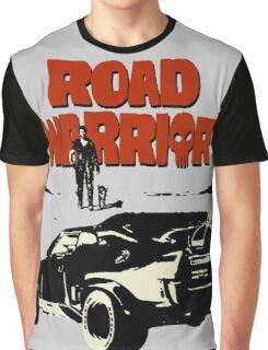 Road Warrior Graphic T-Shirt