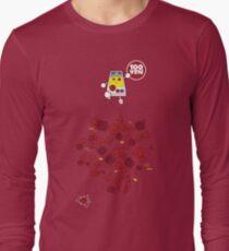 100 YEN: ARCADE TIME! Long Sleeve T-Shirt