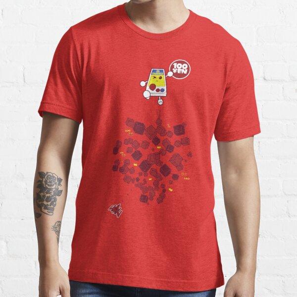 100 YEN: ARCADE TIME! Essential T-Shirt