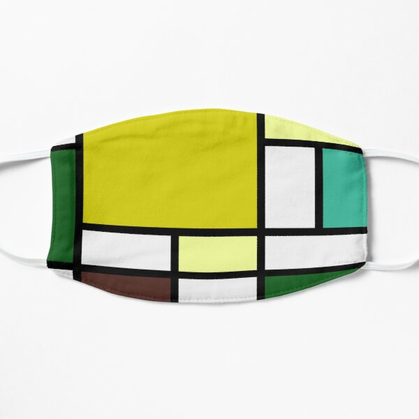 ANOTHER MONDRIAN Mask