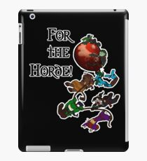 Horde Balloon iPad Case/Skin