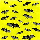 Bat Flying Fox remixed Y by filippobassano