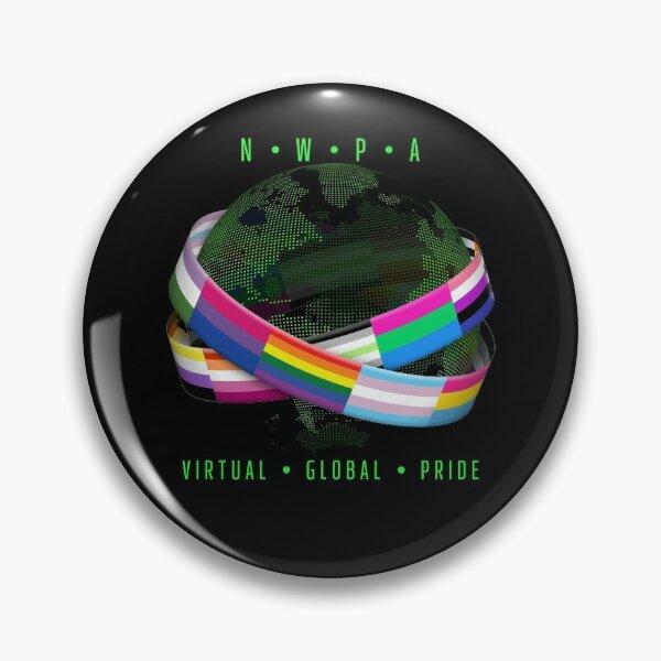 NWPA Global Virtual Pride Pin