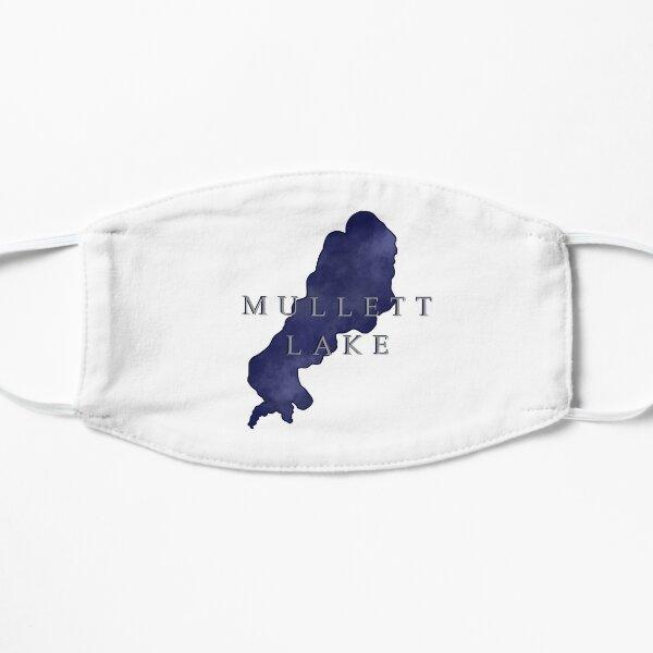 Mullett Lake, MI Flat Mask