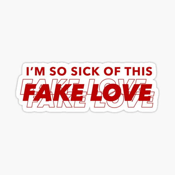 Bts Song Quote Stickers Redbubble