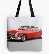 1956 Chrysler Windsor 'Highway Cruiser' Tote Bag