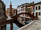 Comacchio by Freda Surgenor