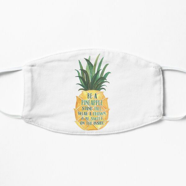 Pineapple Be a Pineapple Crown Tall Sweet Mask
