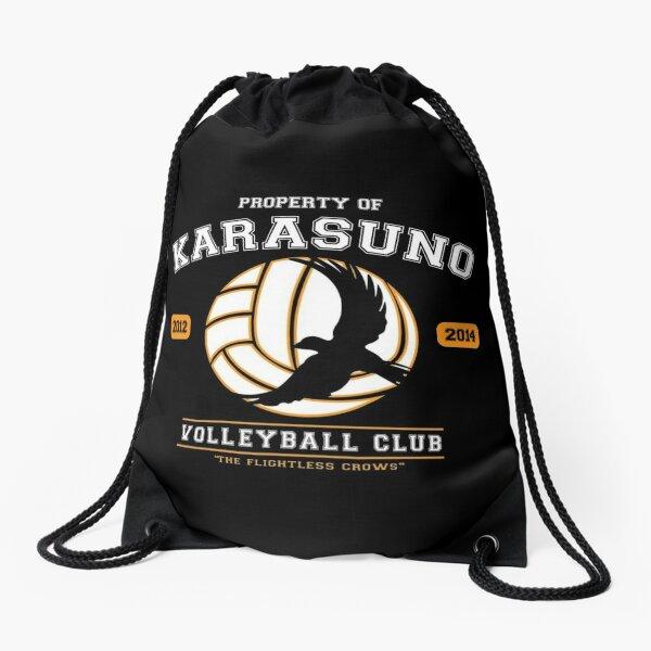 TEAM KARASUNO Drawstring Bag