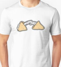 Fortune Cookie Unisex T-Shirt