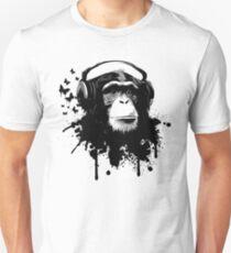 Monkey Business - Black Unisex T-Shirt